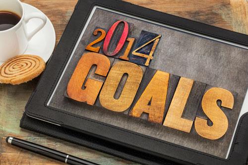 12 Grain Creative 2014 Resolutions